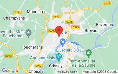 17 Rue Simon Bernard, 39100 Dole, France