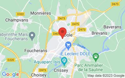 18 Rue Marius Pieyre, 39100 Dole, France