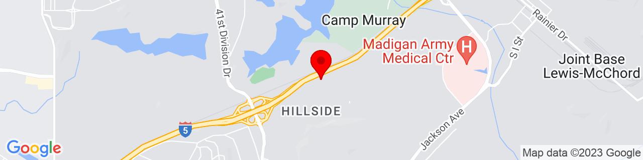 Google Map of 47.10787, -122.57694