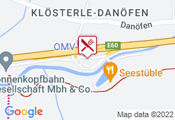 OMV Tankstelle - Karte