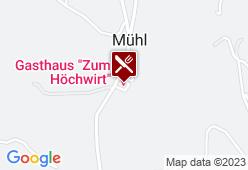 Gasthaus Zum Höchwirt - Karte