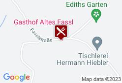 Altes Fassl - Karte