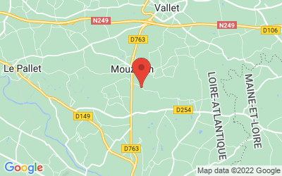 4 Beauregard, 44330 Mouzillon, France
