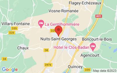 5 Rue François Mignotte, 21700 Nuits-Saint-Georges, France