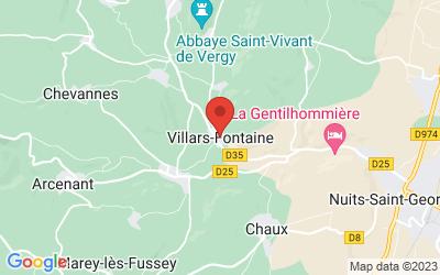 Villars-Fontaine, France