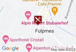 Gasthaus Hofer - Karte