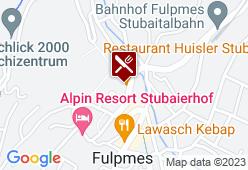 Huisler Stube - Karte
