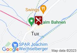 Lanersbacher Hof - Karte