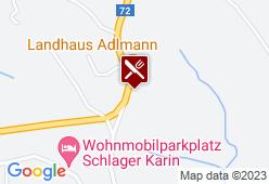 Landhaus Adlmann - Karte