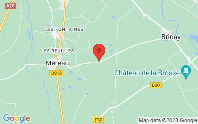 65 La Chagnat, 18120 Brinay, France