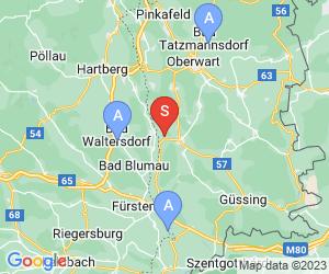 Karte für Reiter´s Golfschaukel Stegersbach Lafnitztal