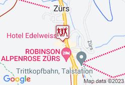Zürserl - Karte