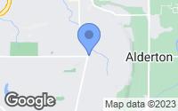 Map of Puyallup, WA