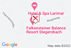 Larimar Hotel GmbH - Karte