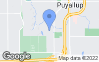 Map of Puyallup, WA