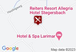 Allegria Resort Stegersbach - Karte