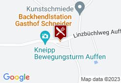 Backhendstation Gasthof Schneider - Karte