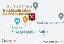 Straußenpark - Lindenhof - Karte