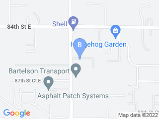 Map of OH My Dog! Incorporated Dog Boarding options in Puyallup | Boarding