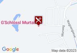 G'Schlössl Murtal - Karte