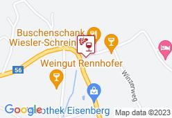Weingut Reiger - Karte
