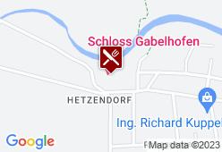Schloss Gabelhofen - Karte