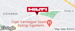 Hilti Center Székesfehérvár