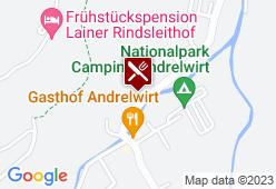 Gusto im Wörtherhof - Karte