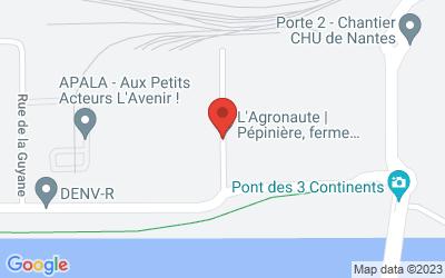 Rue du Sénégal, 44200 Nantes, France