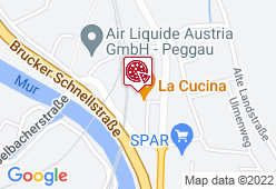 LA CUCINA Cafe-Pizzeria-Restaurant-Hotel - Karte