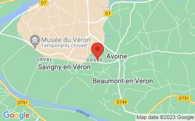 6 Rue de la Boulaiserie, 37420 Beaumont-en-Véron, France
