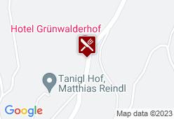 Grünwalderhof - Karte