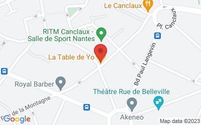 42 Rue de la ville en Bois, 44100 Nantes, France