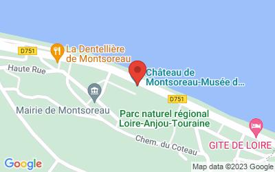 Passage du Marquis de, Passage de Geoffre, 49730 Montsoreau, France