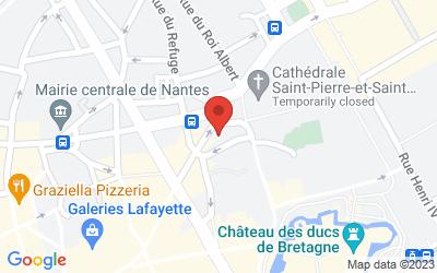 5 place saint pierre, 44000 Nantes, France