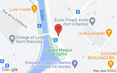 14 cours sully, 44000 Nantes, France