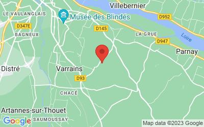 Chaintre, Rue de la Cuve, 49400 Saumur, France