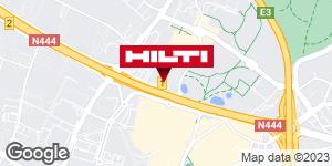 Hilti Store chez Point P - Theix / Vannes (ZA St Leonard)