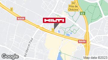 Hilti Store - Nantes (Centre de gros)
