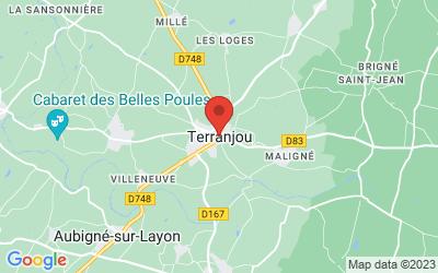 Martigné-Briand, 49540 Terranjou, France