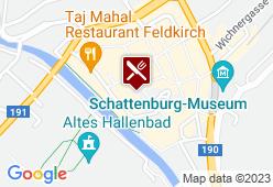 Johanniterhof - Karte