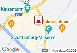 Cafe Hecht - Karte