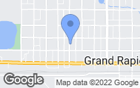Map of Grand Rapids, MN