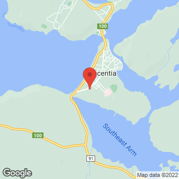 Map of Tim Hortons at 59 Blockhouse Rd, Placentia, NL A0B 2Y0