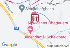 LATSCHNSCHIRM - Karte
