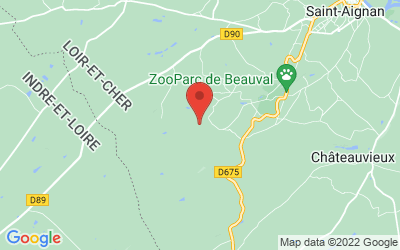 283 Route de la Girardière, 41110 Saint-Aignan-sur-Cher, France