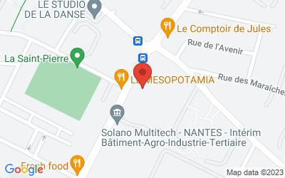 78 Boulevard Jules Verne - 44300 Nantes