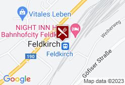 Bahnhofrestaurant - Karte