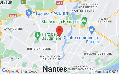 8 route de la Jonelière, 44300 Nantes, France