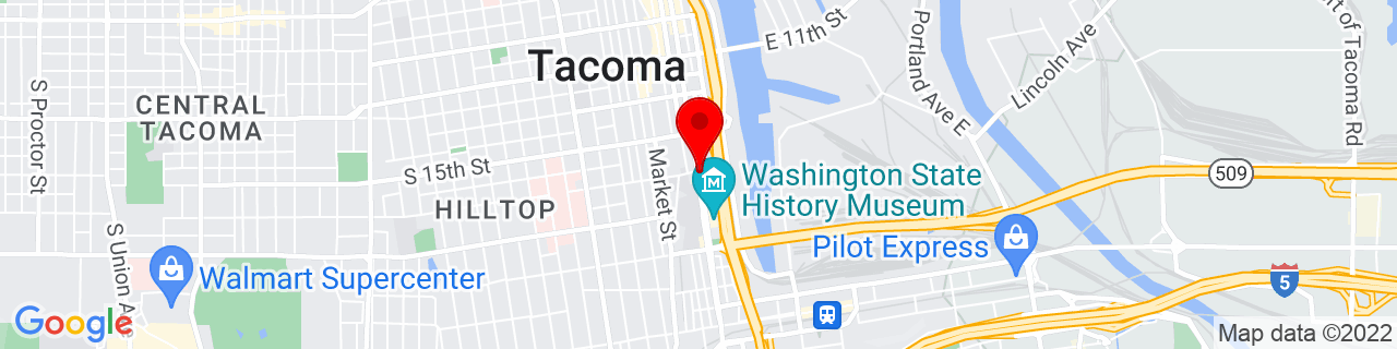 Google Map of 47.247111, -122.4370734